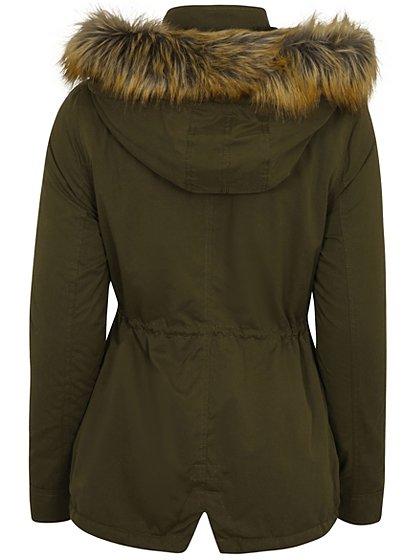 Short Parka Coat | Women | George at ASDA