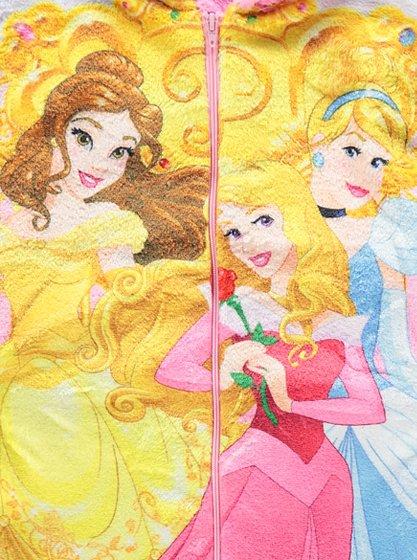 Disney princesses dressing gown kids george at asda for Disney princess mural asda