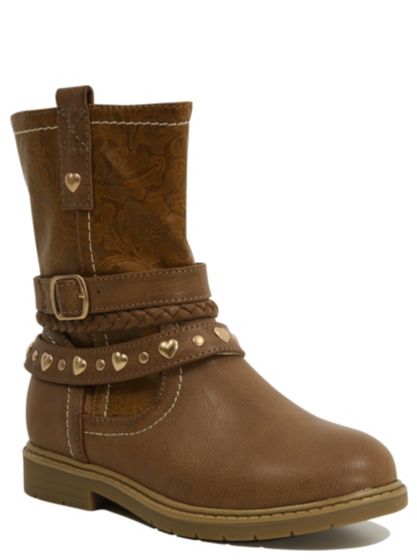 embossed boots george at asda