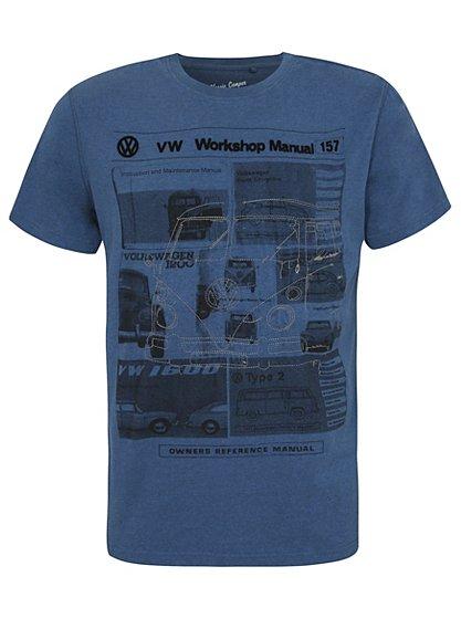 Vw T Shirt Men George At Asda