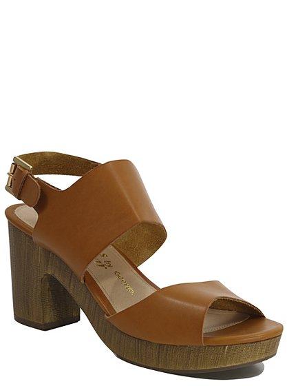 platform strappy sandals women george at asda. Black Bedroom Furniture Sets. Home Design Ideas