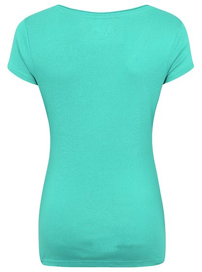 V-neck T-shirt | Women | George at ASDA