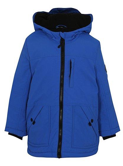 hooded padded coat kids george at asda. Black Bedroom Furniture Sets. Home Design Ideas