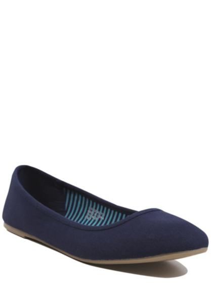 canvas ballet shoes george at asda