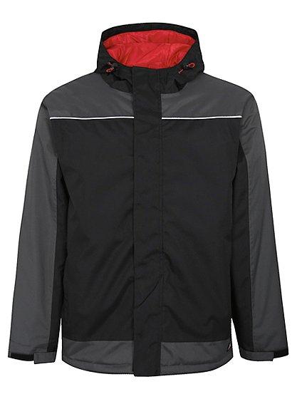 genuine dickies waterproof jacket men george at asda. Black Bedroom Furniture Sets. Home Design Ideas