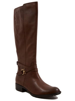 Soft Sole Leather Riding Boots