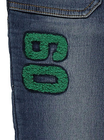 Monster embroidered jogger jeans kids george at asda