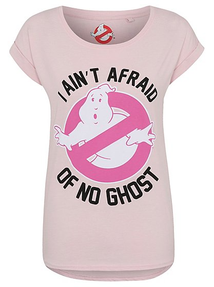 Ghostbusters T-Shirt | Women | George at ASDA