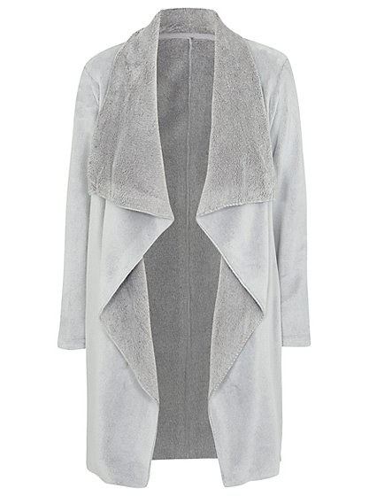 Waterfall Wrap Dressing Gown Women George At Asda