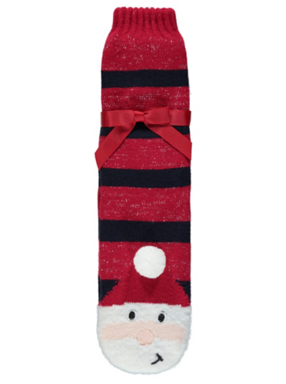 Christmas Rudolph Slipper Socks | Kids | George At ASDA