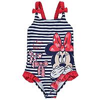 Disney Minnie Mouse Swimsuit Kids George At Asda