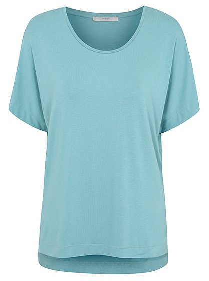 Step Hem T-shirt | Women | George at ASDA
