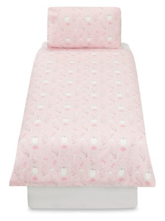 George Home Bunny Princess Duvet Set