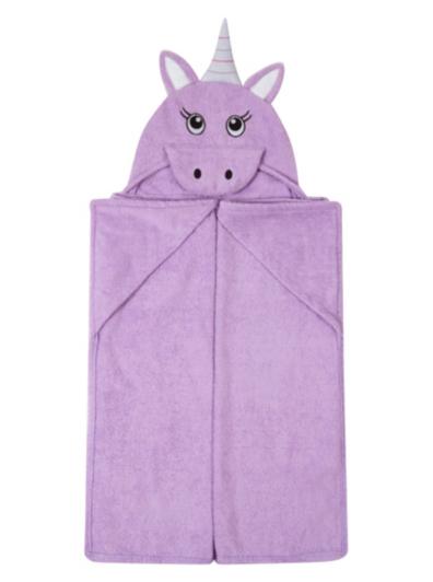George Home Unicorn Hooded Towel Home Amp Garden George