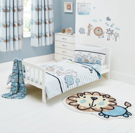 George Home Safari Friends Duvet Set