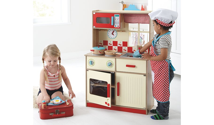 Home Deluxe Wooden Kitchen