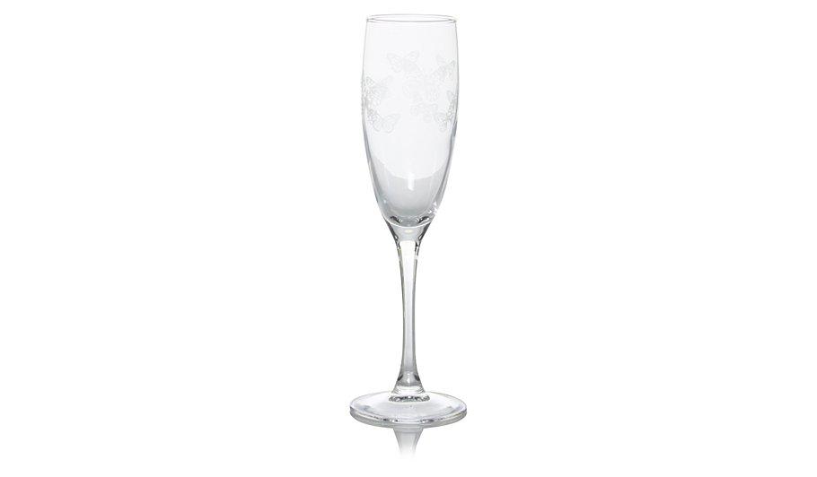 Asda Flute Glasses
