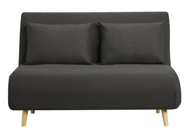 George Home Wrap Sofa Bed Dark Grey Home Amp Garden