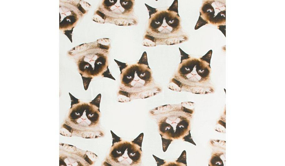 Grumpy Cat Duvet Set