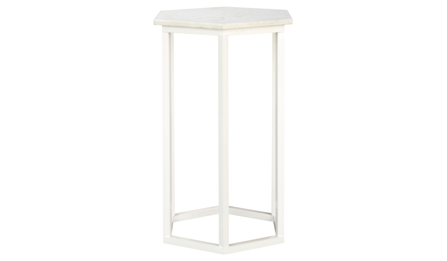 George Home Marble Side Table Home Amp Garden George At Asda