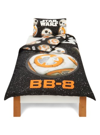 Star Wars BB8 Bedding Range