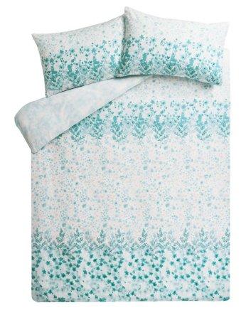 Soft Floral Lace Bedding Range