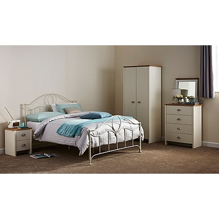 George Home Kathleen Cream Range Bedroom Ranges George At Asda