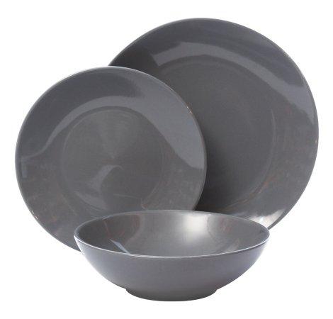 George Home Grey Tableware Range
