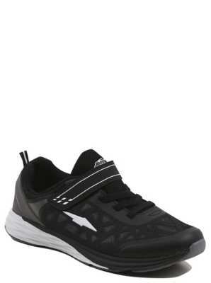 Product photo of George avia running trainers black