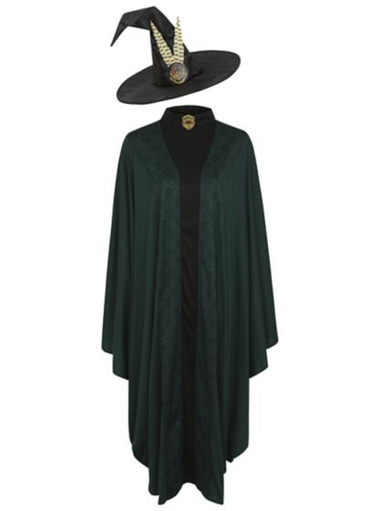 harry potter professor mcgonagall fancy dress costume