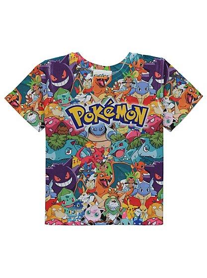 Pok Mon T Shirt Kids George At Asda