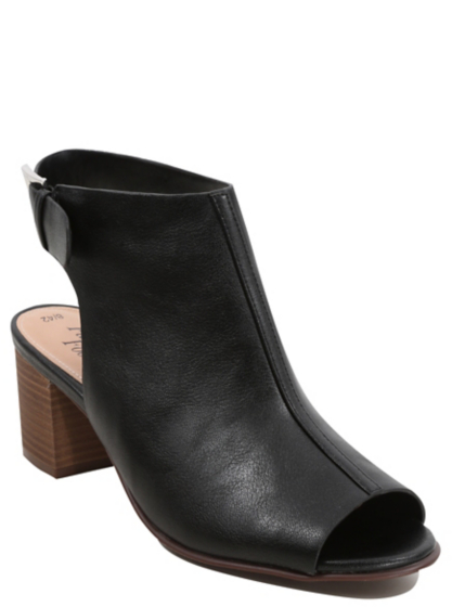 peep toe ankle boots george at asda