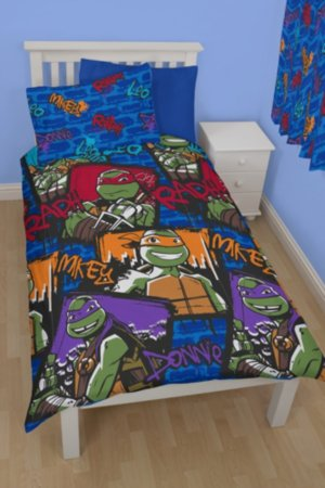 Teenage Mutant Ninja Turtles Bedroom Range