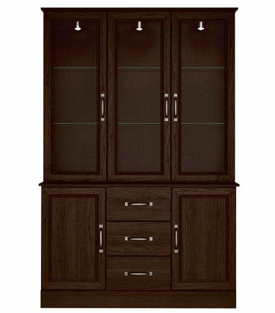 Addison Living Room Furniture Range - Dark Oak Effect