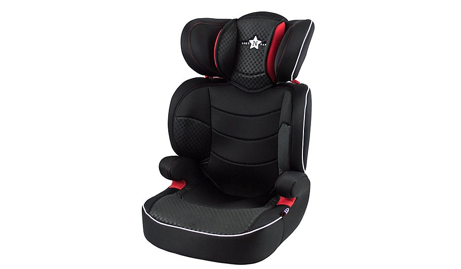 cozy n safe group 2 3 car seat baby george at asda. Black Bedroom Furniture Sets. Home Design Ideas