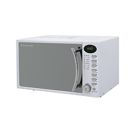 Daewoo Retro Microwave Oven Also Comes In Blue Find This Pin And More On Kitchen By Pennyhilton0103