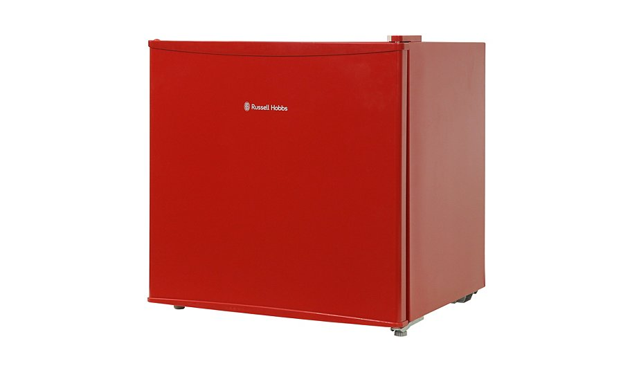 russell hobbs 45l red table top larder fridge home. Black Bedroom Furniture Sets. Home Design Ideas