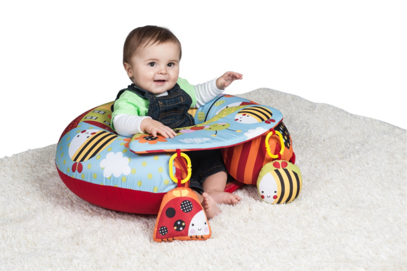 Sit Up Baby Chair Red Kite Cotton Tail Sit Me Up Play Gym | Baby | George at ASDA