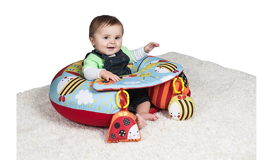Red Kite Cotton Tail Sit Me Up Play Gym