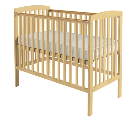 Kinder Valley Kai Cot - Natural