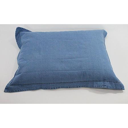 XL Floor Cushion - Light Denim Furniture ASDA direct