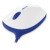 Microsoft Wired Express PC Mouse - Blue alternative view