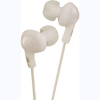 JVC HA-FX5 Gummy Plus Earphones - White alternative view