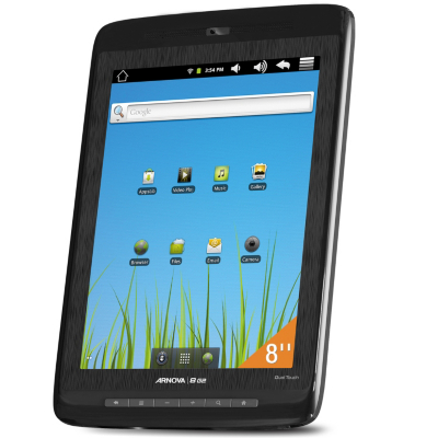 Arnova 8 G2 Tablet - 4GB Flash Memory - 1.0GHz