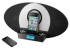 Polaroid Curve Music System with FM Radio and CD Player