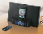 Sony ICFDS15IPB Clock Radio for iPod