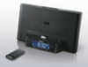 Sony ICFDS15IPB Clock Radio for iPod alternative view