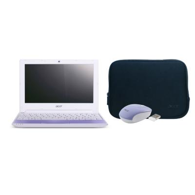 Acer Aspire 1 Happy Lavender Purple Netbook