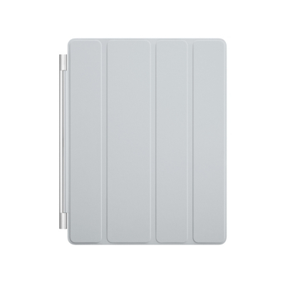 Apple iPad Smart Cover - Light Grey, Light Grey