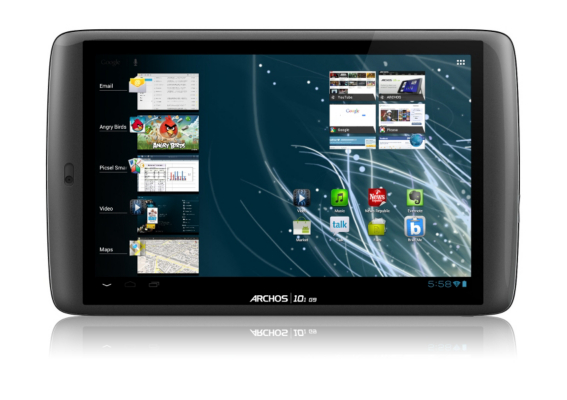 Archos 101 Gen9 1.5GHZ Turbo 16GB Android 3.2